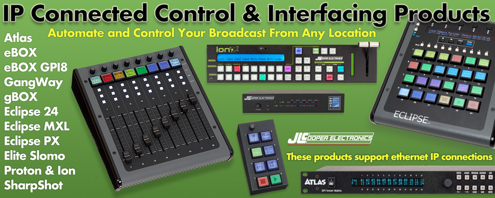Jl cooper mcs6 usb media control station with software for mac